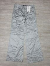 NEW Da-Nang Women's Casual Pant SILVER KO11970 Size: 2