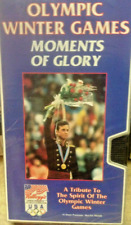 Olympic Winter Games Moments of Glory VHS 1980 Kellogg's Promo New/Sealed