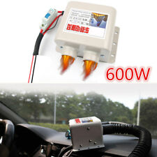 12V 600W 2-Hole Electric Heater Windscreen Defroster Universal for Car Tractor
