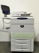 Xerox Docucolor 260 Laser Commercial Production Printer Scan Copier Fiery 75ppm