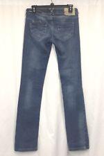 Bershka Jeans Womens Denim Medium Wash Authentic Stone Wash Good Condition