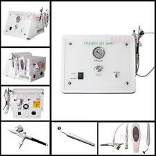 Diamond Microdermabrasion Oxygen Spray Facial Skin Peeling Rejuvenation Machine