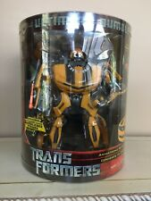 Animatronic Ultimate BUMBLEBEE Transformers Exclusive With Titanium Figure NEW