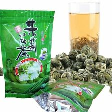 100g Organic Green Tea Herbal Fragrant Floral Tea Jasmine Flower Tea Dried Pearl