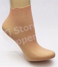 Disposable Foot Sox – Try on Socks –Slip on Sox – Peds 100% Nylon –1 Gross x5box
