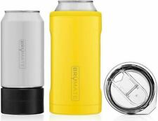 Hopsulator Trio 3-in-1 Stainless Steel Insulated Can Cooler, Pineapple