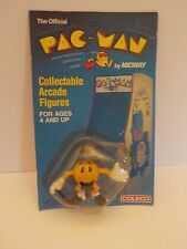 "Vintage 1982 Coleco PAC-MAN PVC new MOC Sealed ""Tuxedo"" high grade Unpunched"