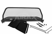 AIRAX Wind Deflector & Bag for Fiat 124 Spider Model bj.1966-1985