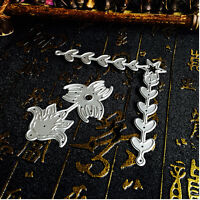 Paper Cards Craft Carbon Steel Cutting Dies Embossing Stencil Scrapbooking New