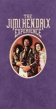 2000 The  Jimi Hendrix Experience Purple Velvet Box Set Four Disc CDs