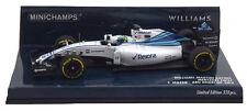 Minichamps Williams FW37 #19 Abu Dhabi GP 2015 - Felipe Massa 1/43 Scale