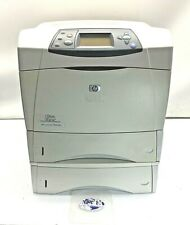 HP LASERJET 4350DTN Q54509A 4350 MONOCHROME PRINTER WITH EXTRA TRAY AND DUPLEXER