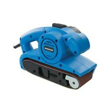 Silverline 810W Belt Sander 76mm For Sanding & Stock Removal 631320