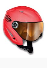 Osbe Start R Mono Ski And Snowboard Helmet Red. S 52cm. Huge Discount From 200$