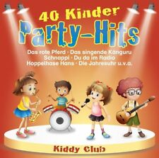 Kiddy Club - 40 bambini party-Hits 2 CD NUOVO