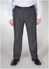 Pantaloni da uomo grigie eleganti