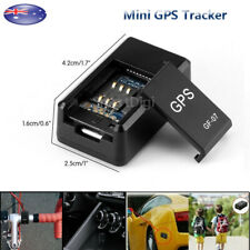 Vehicle Real-time Mini GF07 GPS Tracker SOS Tracking Device GSM/GPRS Anti-lost