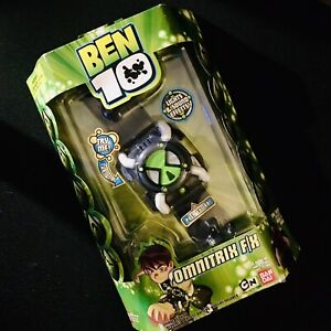 Original Bandai Ben 10 Omnitrix F/X 2006 Complete And Boxed With Instructions