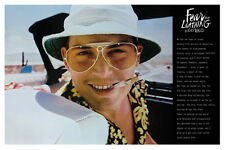 #Z86 Fear and Loathing Movie Poster 24x36