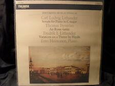 Documenta Musicae Fennicae: C.L. Lithander, Byström, F.I. Lithander / Heinonen