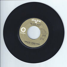 PEE WEE HUNT AND HIS ORCHESTRA Twelfth Street Rag VG 45 RPM REISSUE