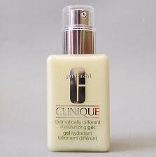 NEW Clinique Dramatically Different  Moisturizing Gel, FULL SIZE 125ml