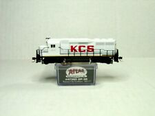 ATLAS N SCALE GP-30 LOCOMOTIVE KANSAS CITY SOUTHERN 47505