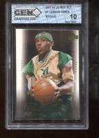 Lebron James RC 2003-04 Upper Deck Box Set #1 Rookie GEM MINT 10