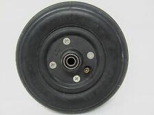 200 x 50 Tire & Tube on Wheel w/ Ball Bearing Hub