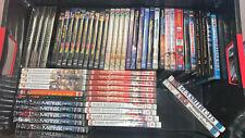 57 Anime DVD Sammlung Full Matel Panik, Gun Smith Cats, Onegai Teacher usw