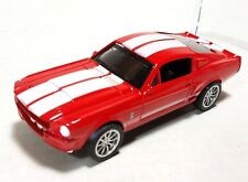 Menards O Gauge Plug & Play Lighted  Die-Cast 1967 Ford Shelby GT500 (Red)