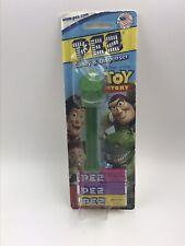 PEZ Disney Pixar Buzz Lightyear Candy & Dispenser Toy Story 4 Factory