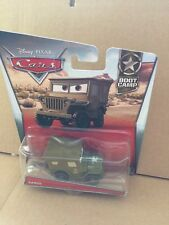 """DISNEY CARS DIECAST - """"Sarge"""" - Boot Camp  - 2017 Series - Combined Postage"""