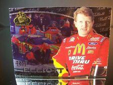 Bill Elliott #94 McDonald's Press Pass Premium 1999 Card #7