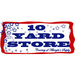 10 YARD STORE
