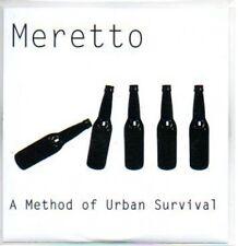 (587H) Meretto, A Method of Urban Survival - DJ CD