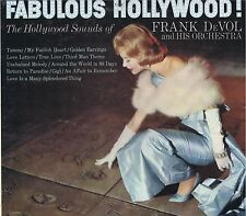 FABULOUS HOLLYWOOD The Hollywood Sounds of FRANK DeVOL Vinyl LP Record Album VG+
