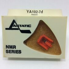 YAMAHA N-6600  phono needle IN ASTATIC PKG YA102-7D, NOS/NIB
