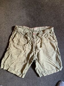 Hartford Linen Shorts 52