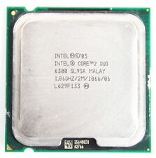 Cpu Processore Intel Core 2 Duo E6300 - 1.86/2M/1066 - SL9SA Socket 775