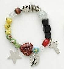 Christ's Story Beaded Bracelet with Story Card, by Roman 12321