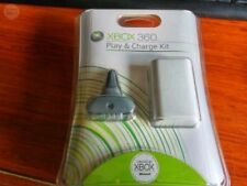 BRAND NEW, FACTORY SEALED Xbox 360 Play and Charge Kit NOS