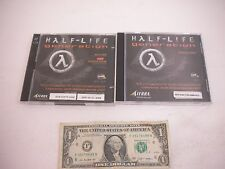 Sierra Half-Life Generation PC Games Opposing Force - HalfLife - Counter Strike