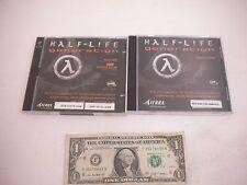 Sierra Half-Life Generation PC Games Opposing Force - HalfLife - Counter Strike