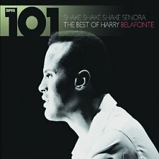 Harry Belafonte - 101  Shake Shake Senora The Best of [CD]