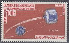 "Mauretanien / Mauritanie Nr. 230** Fernmeldesatellit ""Syncom"""