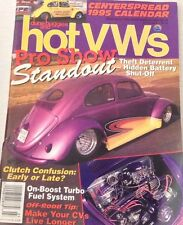 Hot VWs Magazine  Pro Show Standout March 1995 080417nonrh