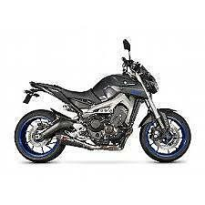 Voyager Bike Cover for Yamaha FZ09 - No Top Box fitted-Quality Breathable Fabric