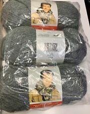 Bernat Softee Chunky Yarn 3.5 Oz Gauge 6 Super Bulky True Grey