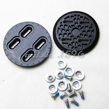 Snowboard Binding Disc Set Binding Spare Parts Mounting Plates Strap-In Technine